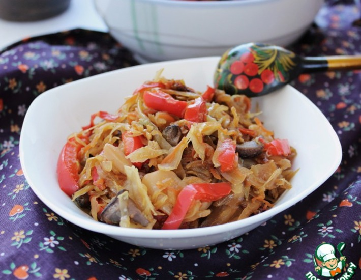 Рецепт: Овощное рагу