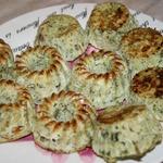 Овощные кексы