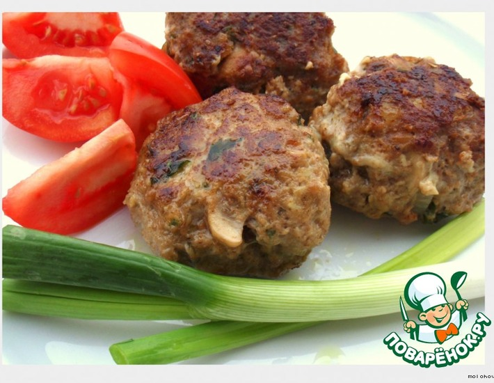 Рецепт: Котлеты от баварского шеф-повара