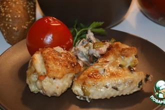 Рецепт: Курица Поло Эль Греко