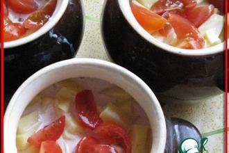 Рецепт: Жаркое по-домашнему с петрушкой