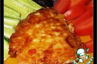 Рецепт: Филе рыбы в картофельном кляре