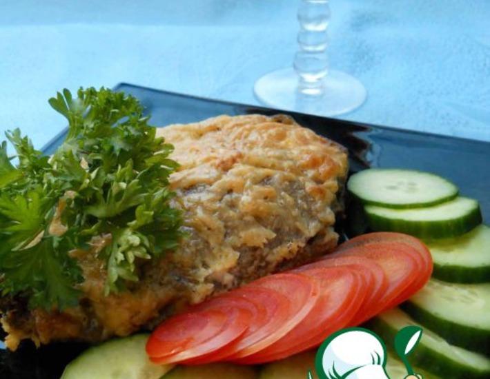 Рецепт: Свиное филе Кармашек