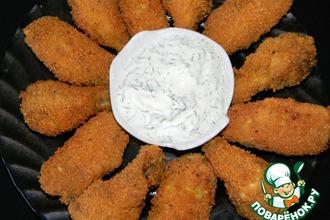 Рецепт: Куриные крылышки Просто, быстро, вкусно