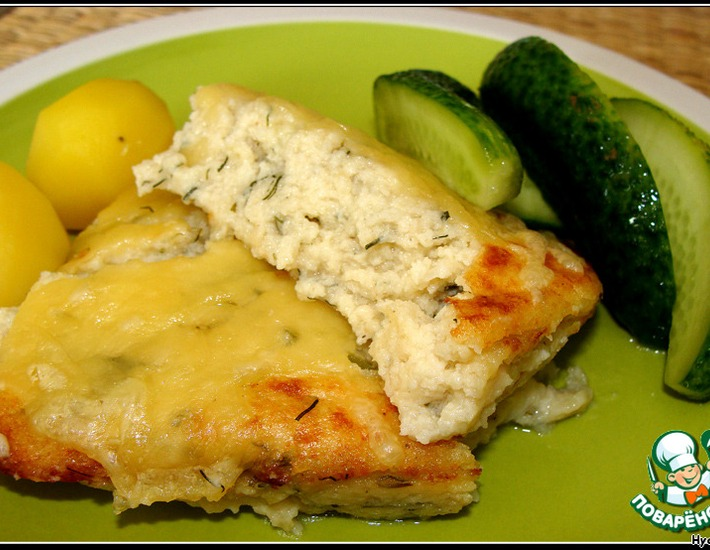 Рецепт: Рыбный паштет