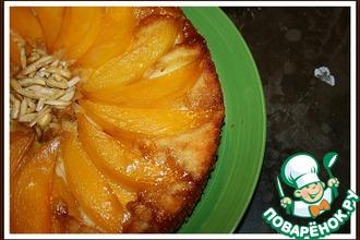 Рецепт: Манговый Пирог