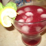 Лимонад с гранатом (по мотивам Дж. Оливера)