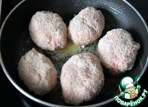 Шницель рубленый – кулинарный рецепт