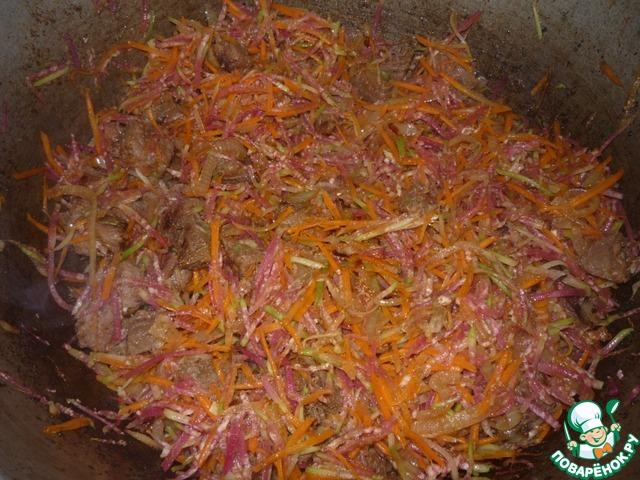 фунчоза по дунгански рецепт с фото