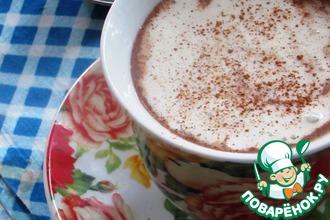 Рецепт: Кофейно-шоколадный напиток Кофе-шок