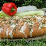 Начиненный хлеб