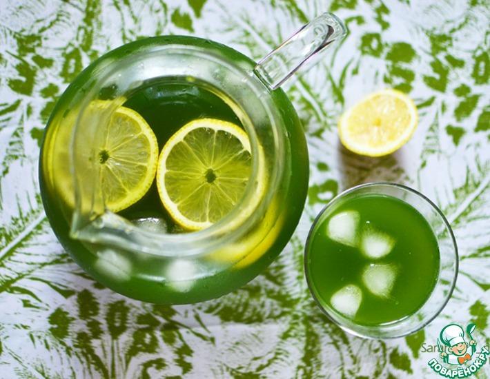 Рецепт: Щавелевый лимонад