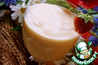 Рецепт: Напиток Задорный абрикос