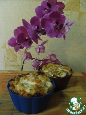 Запеченное мясо с картофелем – кулинарный рецепт