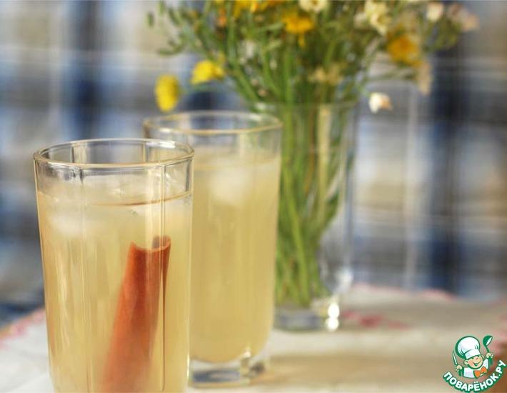 Рецепт: Напиток Ревнивый муж