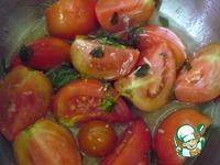 Маринованные помидоры холодным способом ингредиенты