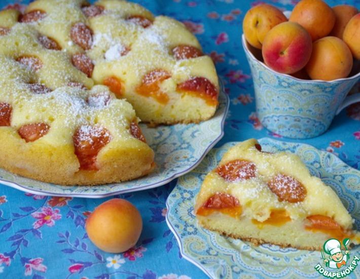 Рецепт: Пирог Восхитительный