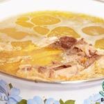 "Крестьянский суп ""Затируха"" ..."