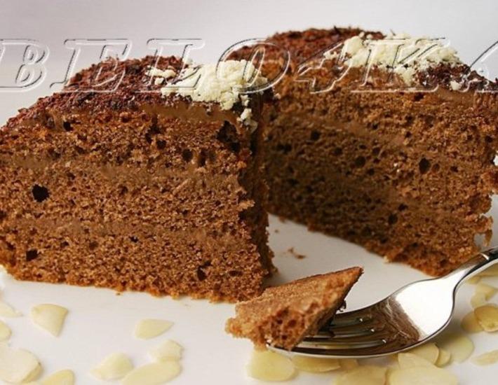 Рецепт: Торт «Бригадейро»
