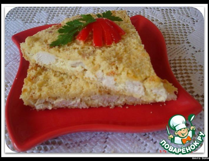 Рецепт: Пирог Быстрый