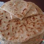 Турецкие лепешки с мясом