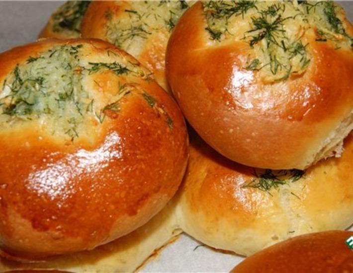 Рецепт: Пирожки с капустой от Чучелки