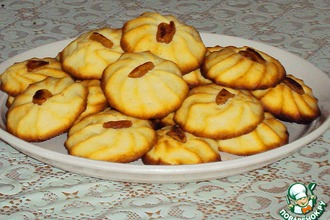 Рецепт: Мамино печенье Курабье