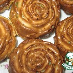 Кексы закусочные из плавленых сырков