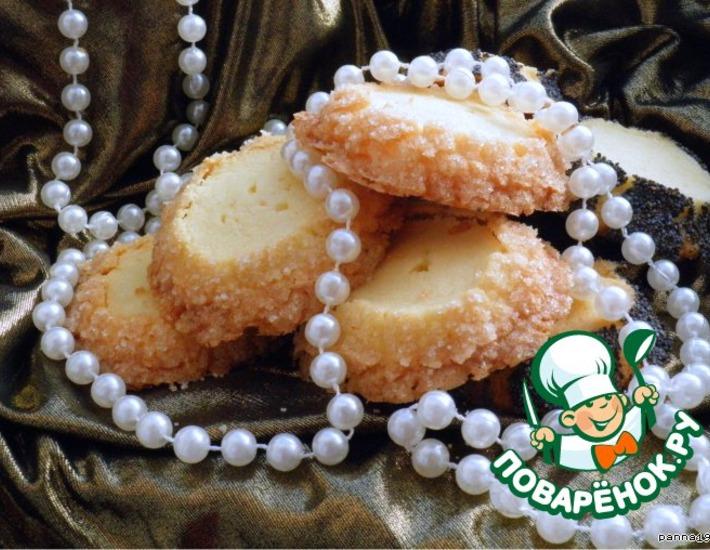 Рецепт: Печенье Бриллиантовое