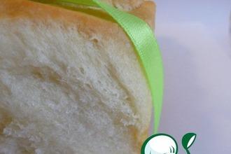 Рецепт: Итальянский молочный хлеб Гармошка