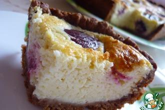 Рецепт: Творожный пирог Наш ответ их чизкейку