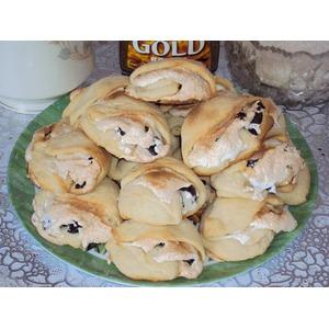 Пирожные Ракушки