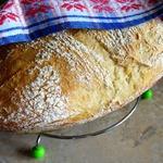 Хлеб без замеса «Проще не бывает» ...