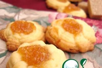 Рецепт: Печенье Курабье бакинское по ГОСТу
