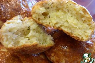 Рецепт: Печенье сырное Любимое