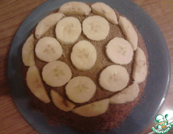 Рецепт: Торт, который не надо печь