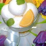 Мороженое из простокваши – кулинарный рецепт