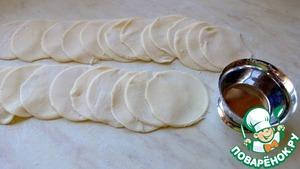 Пельмени с судаком и семгой, пошаговый рецепт с фото