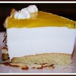 Творожно-лимонный десерт Восторг