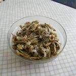Баклажаны с грибной приправой