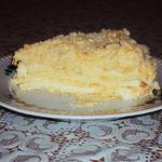 Слоеный торт Золушка
