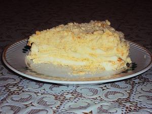 """Рецепт Слоеный торт """"Золушка"""""""