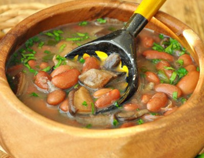 рецепт суп с грибами поваренок