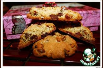 Рецепт: Печенье Очаровательное