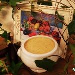 Баклажанный крем-суп Ренуар