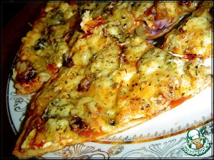 Pizza from