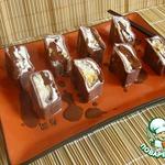Шоколадные роллы «Черный самурай»