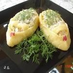 Порционный салатик Башмачки