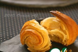 Рецепт: Французские булочки