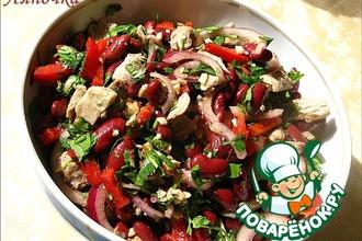 Рецепт: Салат Тбилиси